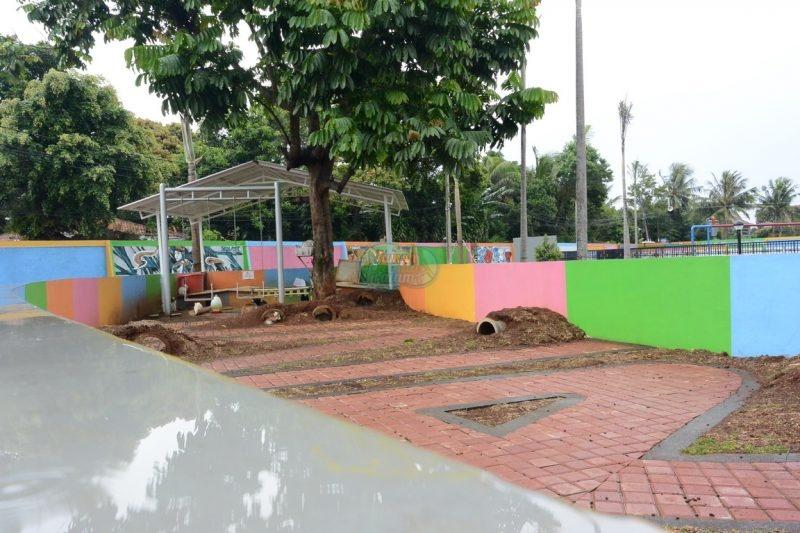 Rumah kelinci -Taman Pemuda Pratama